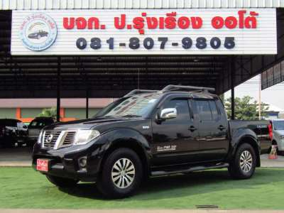 Nissan Navara Double Cab Calibre 2.5 LE Sport version เกียร์ออโต้ ปี2013  0
